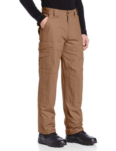 Tru-Spec Herren Baumwolle 24–7Tactical Hose (Verschiedene Farben und Größen), Herren, 1072094, Coyote, 52 Unhemmed
