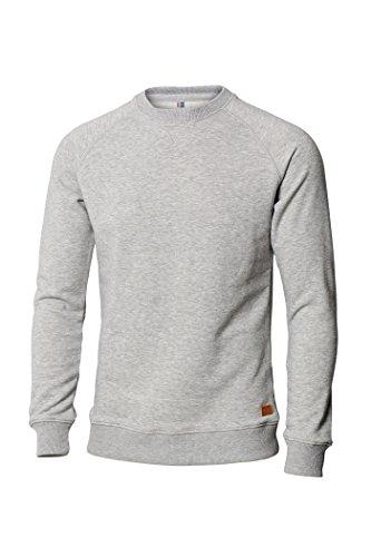 Nimbus Herren Langarmshirt Grey Melange