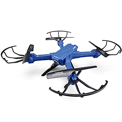 JJRC Drone H38 WH COMBO X RC Quadcopter RTF WiFi FPV 2MP Camera Drone Toy Helicopter