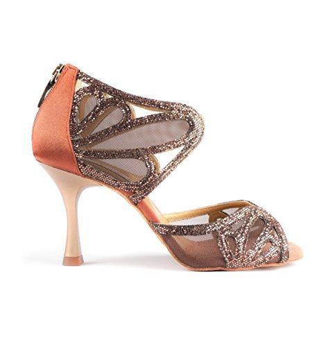PortDance Mujeres Zapatos Baile PD808 Pro Premium