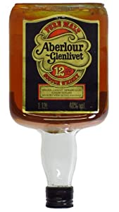 Aberlour - 1.13 Litre Bar Edition - 12 year old Whisky by Aberlour
