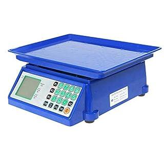 Digitale Waage für Obst und Gemüse, 30 kg