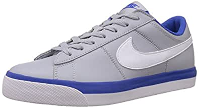 Nike Men's Match Supreme Ltr Wolf Grey,White,Game Royal Casual Sneakers -10 UK/India (45 EU)(11 US)