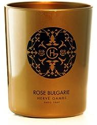 HERVE GAMBS PARIS Bougie de Parfum Rose Bulgarie 190 g