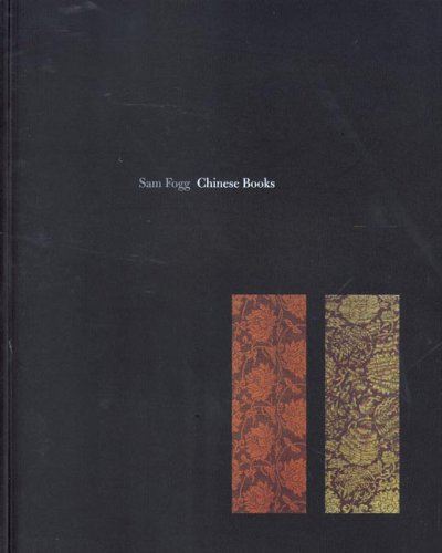 Chinese Books (Sam Fogg) (Catalogue)