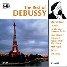 The Best Of - The Best Of Debussy