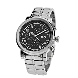 D&G Dolce&Gabbana DW0489 – Reloj cronógrafo de caballero