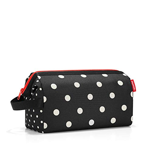 Reisenthel travelcosmetic XL Mixed dots Kulturtasche, 30 cm, 6L, Mixed Dots