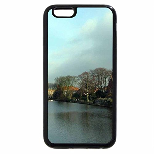 iPhone 6S / iPhone 6 Case (Black) Belgium The Beautiful. For Plume
