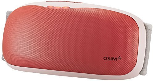 osim-coral-red-uslender-massaging-slim-belt-by-osim