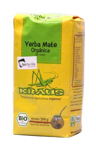 Organic Yerba Mate Kraus -