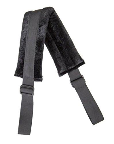 Lieberpaar Damen SM Riemen Bondage-Sets Schwarz SM Plüsch Bondage Straps Werkzeug Sexspielzeug Mit Augenbinden Fesseln Bondage