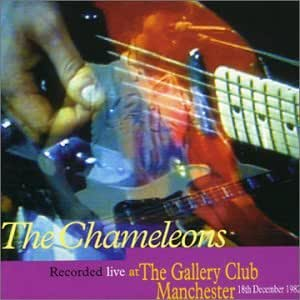 Live At The Gallery Club, Manchester, 18th December 1982