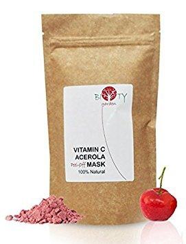 Acerola Vitamin C peel-off Maske 200g