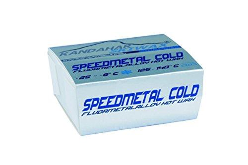 KANDAHAR SPEEDMETAL COLD Racing hochfluoriertes Rennwachs Ski Wachs Wax -25° C bis -8 ° C