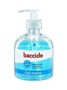 Baccide Gel Mains sans Rinçage 300 ml