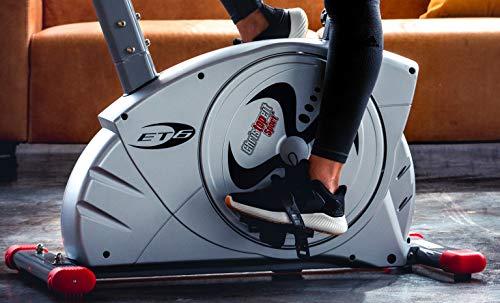 Christopeit Ergometer ET 6 Heimtrainer Fahrrad Bild 5*