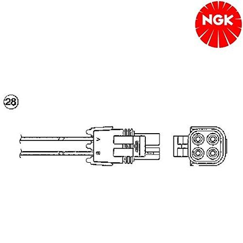 Preisvergleich Produktbild NGK 5654 Lamda Sonde