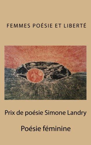 Prix de poesie Simone Landry