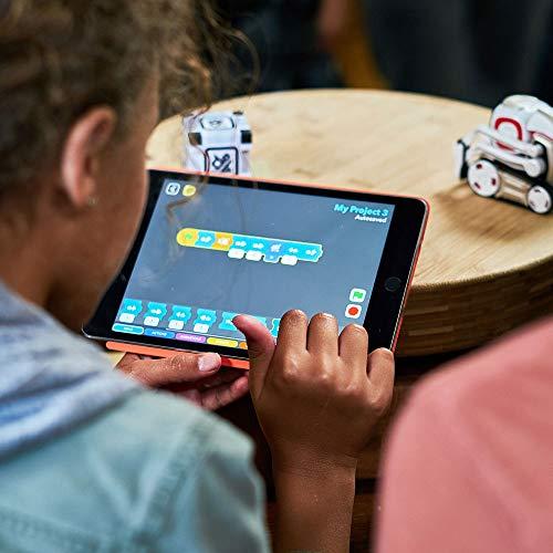 41H4D%2BpoPLL [Bon Plan Netatmo] Cozmo par Anki, un robot pour enfants et adultes pour jouer et apprendre à coder