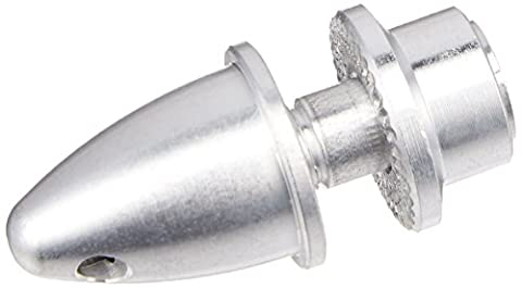 E-Flite EFLM1924L Long Propeller/Prop Adapter with Collet, 4mm