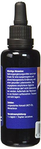Robert Franz – Vitamin K2 Tropfen – 50ml - 4