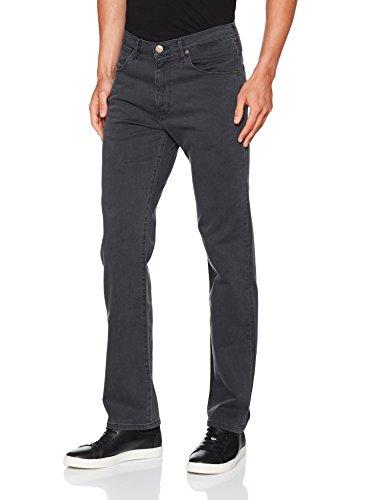 Wrangler Herren Straight Jeans Arizona, Grau (Grey 3H), W36/L32