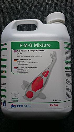 Koi Care FMG Mixture gegen Parasiten 2500 ml