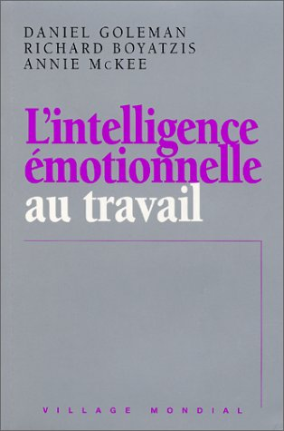 L'intelligence émotionnelle au travail