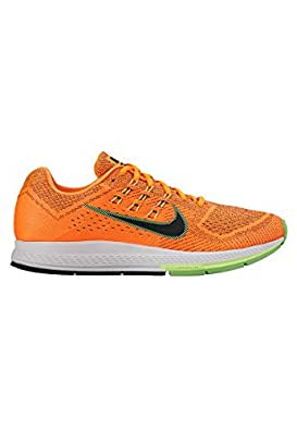 Nike  Air Zoom Structure 18, Chaussures de Running Compétition homme - Orange - orange, 7