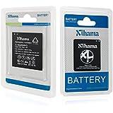 Xlhama Batería original recargable para SAMSUNG Galaxy Grand prime,G531,J3, EB-BG531BBE 2600mAh 3,8V Li-Ion Producción 2017