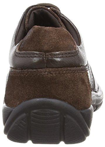 Padders Dakota, Mocassins Homme Marron (Dark brown)