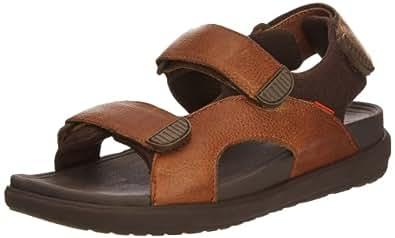Fitflop Men's Landsurfer Sandals, Tan, 9 UK