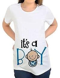 Camisetas Divertidas de la Maternidad Camisetas Ropa Linda de la Maternidad