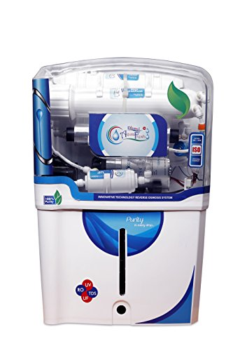 Dhanvi Aquafresh Water Purifer Ro+Uv+Uf+Tds Control 14 Stage New Technology Af04  available at amazon for Rs.4600