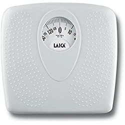 Laica PL8019 Bilancia Pesapersone, Bianco