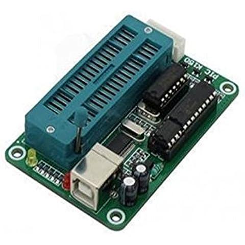 Solu USB PIC automático desarrollar microcontrolador programador de programación K150ICSP Cable//PIC K150USB automática microcontrolador programador + ICSP Download Cable//microcontrolador programador de programación USB automático K150ICSP Cable