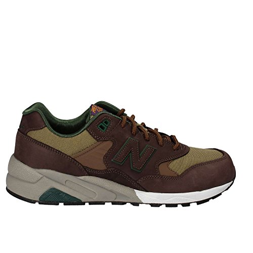 New Balance 580 Homme Baskets Mode Marron