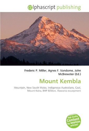 mount-kembla-mountain-new-south-wales-indigenous-australians-coal-mount-keira-bhp-billiton-illawarra