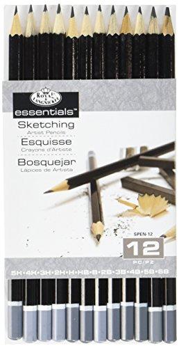 essentials-artist-set-12-matite-schizzi