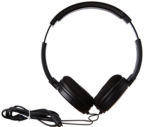 Philips SHL5000/00 On Ear Headphone with Deep Bass (Black) Image 3