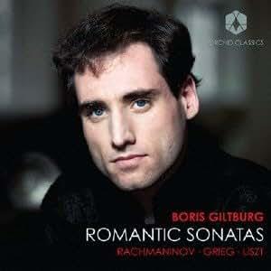 Piano Sonatas [Boris Giltburg] [Orchid Classics:ORC100035]