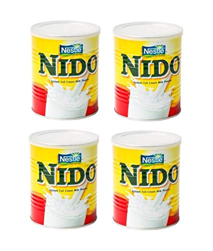 Pamai Pai® Viererpack: 4 x 400g Nido Milchpulver Instant Cream Milch Pulver