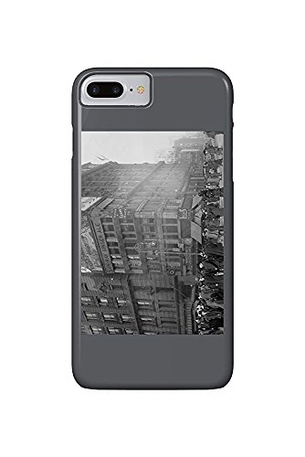 Million Dollar Corner on 34th and Broadway Photograph (iPhone 7 Plus Cell Phone Case, Slim Barely There)