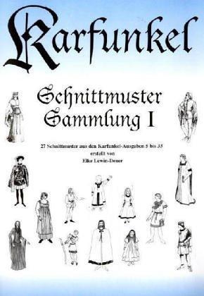 Niko Lleu: Download Karfunkel Schnittmuster Sammlung I: 27 ...
