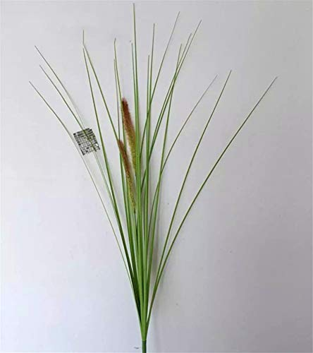 Künstliche dekorative Blumen Simulationstabelle für Herbe-Simulation von Schilfrohr und Schilfrohr-Schachbrett mit Faux-Simulation von Fleur Sétaire Blumenprodukten gehören:Kunstblumen & -pflanzen
