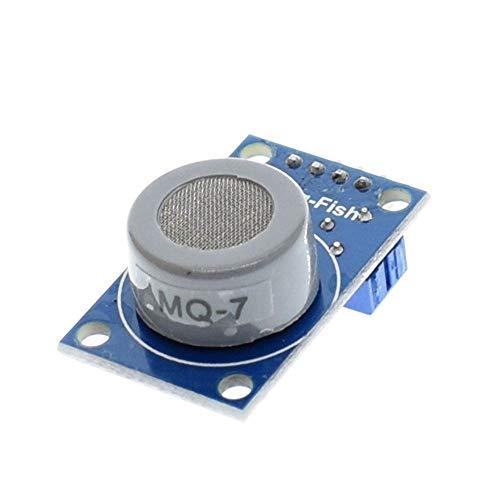 1 x MQR7 Modul Kohlenmonoxid-Gas-Sensor Erkennung Alarm MQ7 Sensormodul für Arduino -