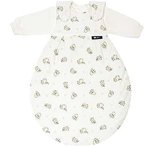 """Alvi 423852416 Baby Mäxchen, 3 - teilig, """"Schnuffelbär"""", beige"""