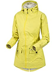 Trespass Stormcloud Tp75 Chaqueta para mujer, mujer, color Daffodil, tamaño S