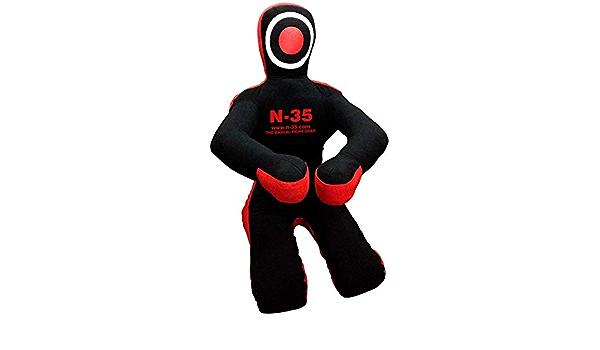 anneaux Grappling Vide MMA N-35 Mannequin assis 150 cm judo boxing Ju jutsu